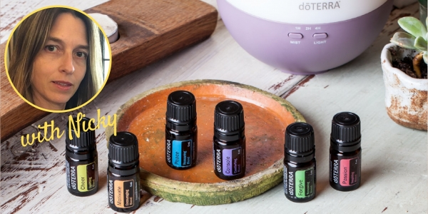 Natural Solutions Event, Learn about dōTERRA Essential Oils