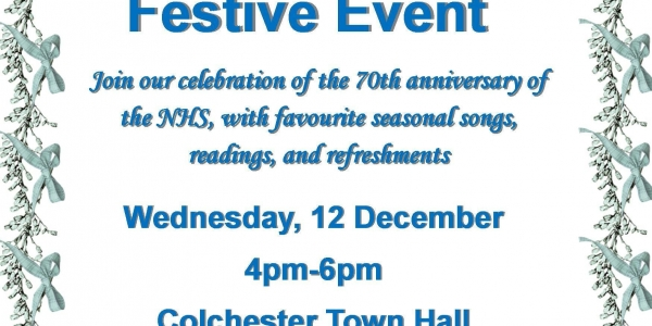 NHS 70 Big Sing, Colchester