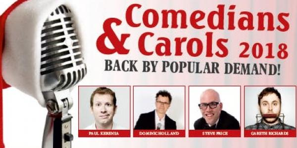 Comedians and Carols