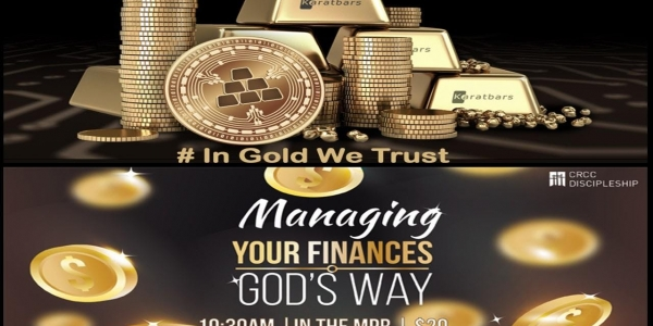Gold,Crypto & Biblical Money Management Reception-Colchester 12th Jan 2019
