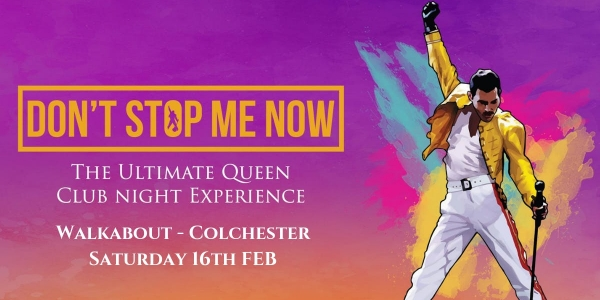 The Ultimate Queen Club Night - Colchester