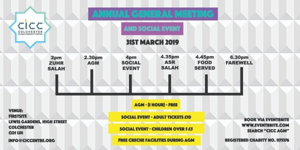 CICC AGM - 31 March 2019