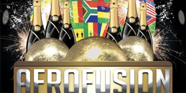 Afrofusion Hallparty