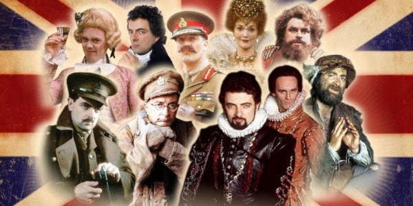 Blackadder Comedy Dinner