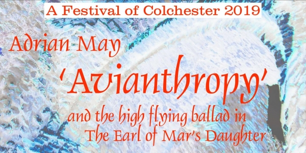 'AVIANTHROPY' and the High Flying Ballad in The Earl of Mar's Daughter.