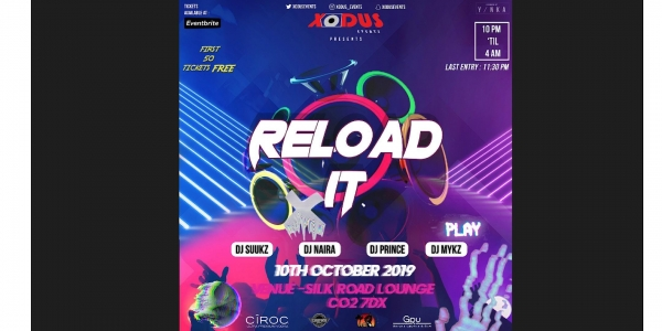 RELOAD IT
