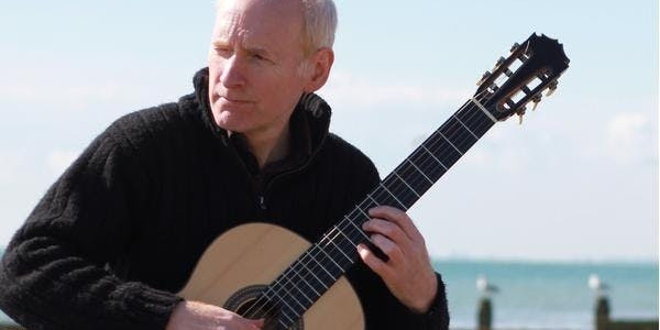 'The Land of the Birds'   An Evening of Classical Guitar with Vincent Linds