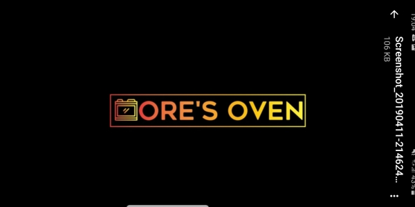 Ore'sOven turns 1 Games Night.