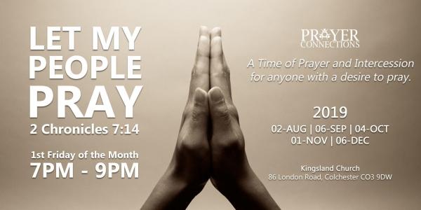 Let My People Pray