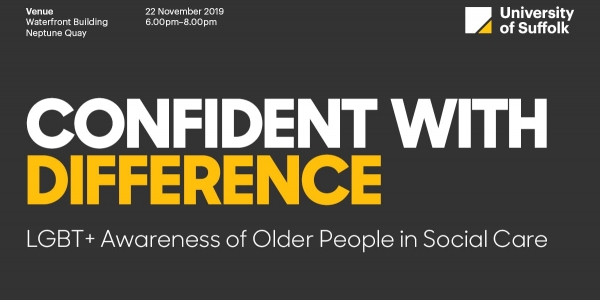 Confident with Difference – LGBT+ Awareness of Older People in Social Care