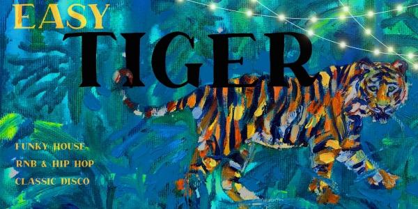 Easy Tiger Pop Up Club