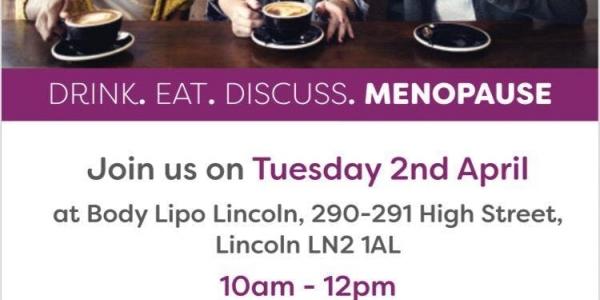 Menopausé Cafe Lincoln