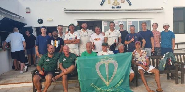 Crowhurst Park Cricket Club Annual Dinner