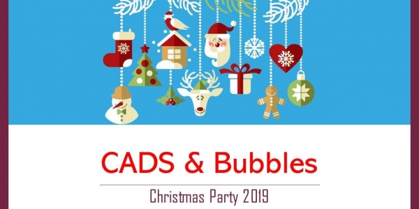CADS and Bubbles | Christmas Party 2019