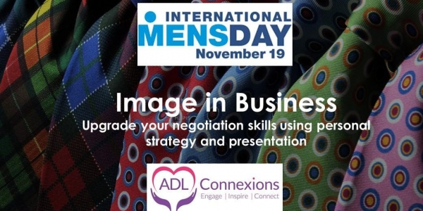 International Men's Day - Image in Business