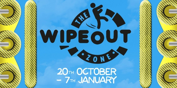 The Wipeout Zone 31th October