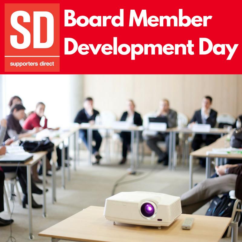 Board Member Development Day