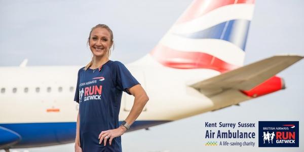 Run Gatwick - Kent, Surrey & Sussex Air Ambulance