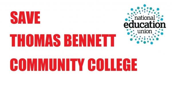 Save Thomas Bennett Community College