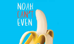 'Noah can't even' - meet the author, Simon James Green