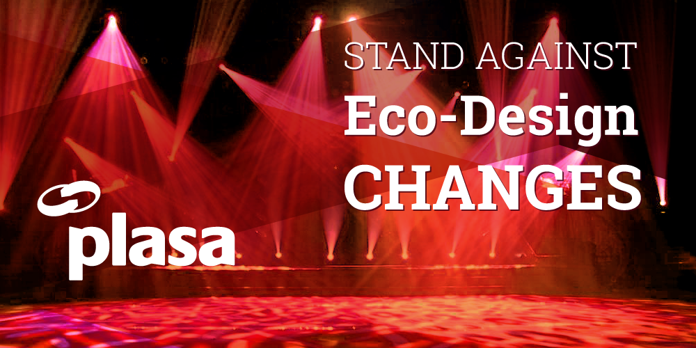 Stand up to Eco-Design changes