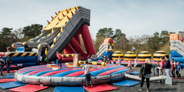 The Wipeout Zone Saturday 7th July