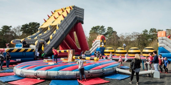 The Wipeout Zone Sunday 8th July
