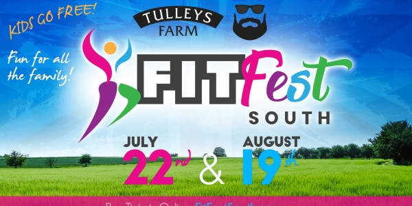 Fit Fest South at Tulleys Farm