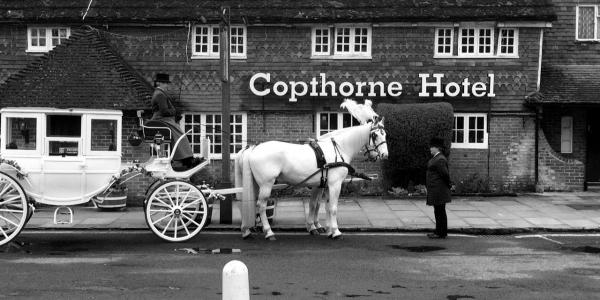Copthorne Hotel London Gatwick Wedding Showcase