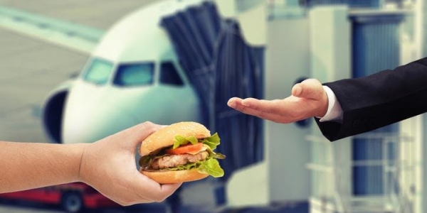 Healthy Business Traveller - Healthy Travel Options (Gatwick South)
