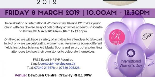 International Women's Day Celebrations Event 2019 #HerStory