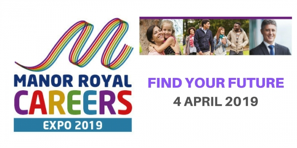 Visitor Information: Manor Royal Careers Expo 2019
