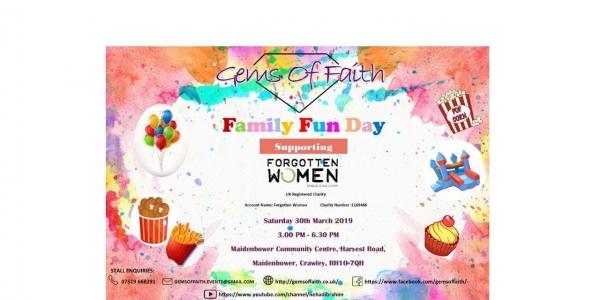 Gems Of Faith Family fun Day