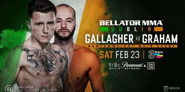 Bellator 217: Gallagher vs Graham fight Live Stream