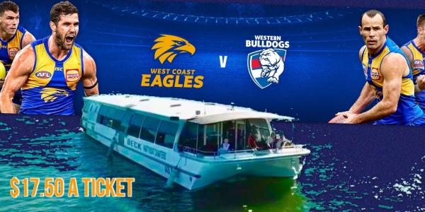 Eagles V Bulldogs Stadium Party Transfer