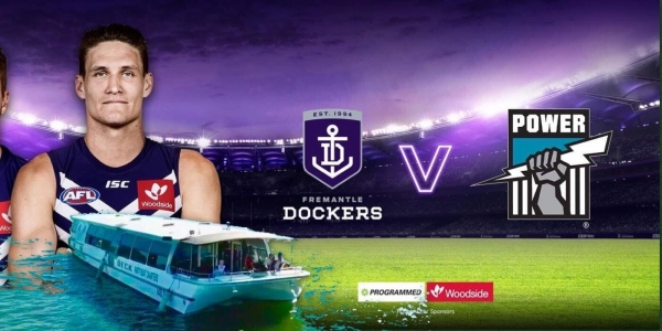 Dockers V Power: Stadium Party Transfer