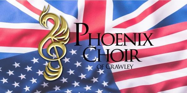 The Phoenix Choir of Crawley: Stars, Stripes and Union Jacks Picnic Concert
