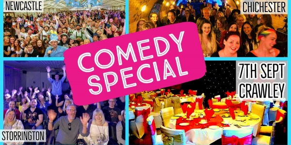 One-Off Comedy Special - Crawley