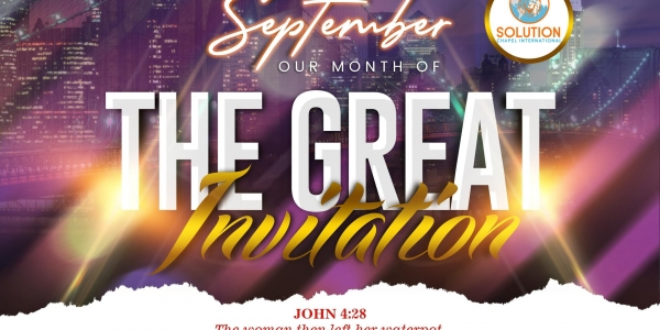 The Great Invitation Service