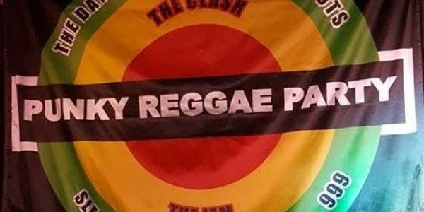 Punky Reggae Party live in Crawley