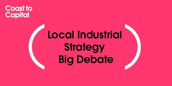 Coast to Capital November Big Debate