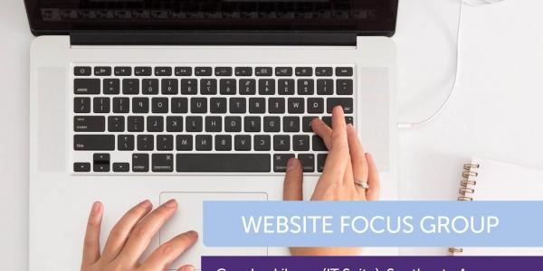 Website Focus Group
