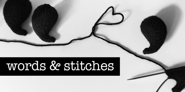 Knitting Events Near Me : Words stitches a display of conversations with
