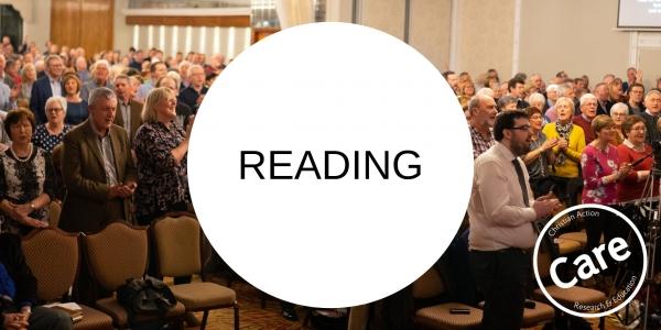Reading - CARE Autumn Tour