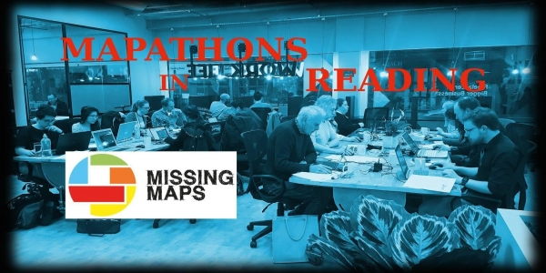 Missing Maps Reading November Mapathon