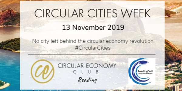 Circular Economy Club, Reading - Launch Event