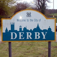 Derby Info logo