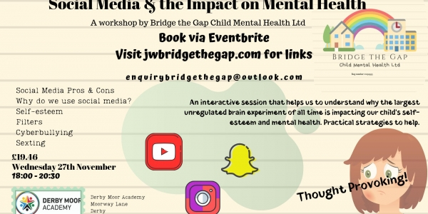 Social Media and the Impact on Mental Health