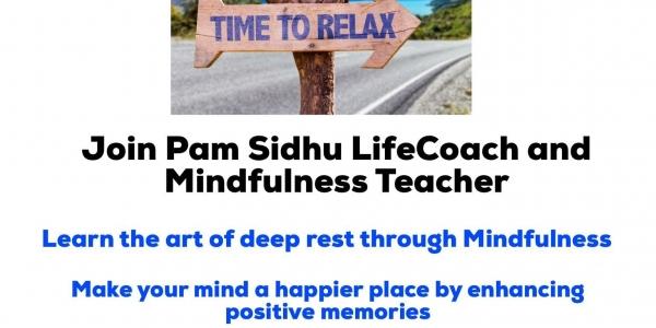 Learn 2 Rest Mindfulness & NLP Masterclass