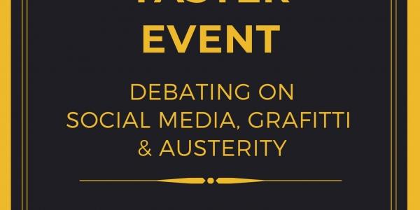 Taster Event - Open Debate